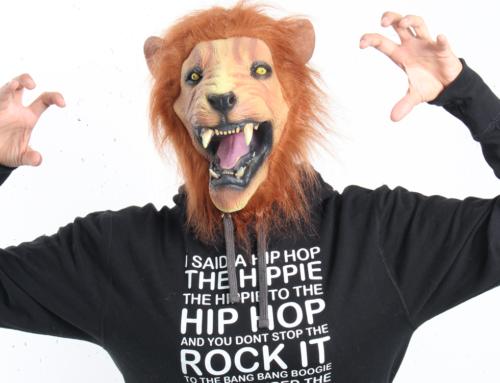 Pressemitteilung – Vegane Löwenpower aus der Schweiz